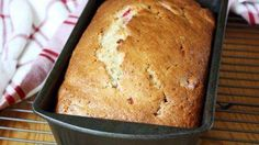 Peanut Butter Banana Bread recipe from Betty Crocker