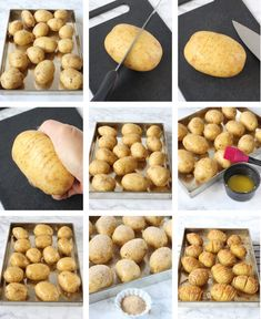 Falukorv i ugn med klyftpotatis – Lindas Bakskola Couscous, Pretzel Bites, Ketchup, Potatoes, Bread, Vegetables, Food, Bulgur, Meal