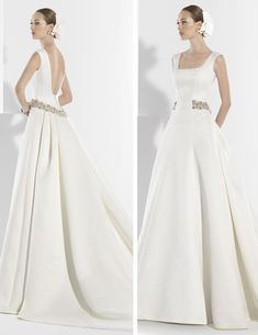 One of Kind Franc Sarabia Wedding Dresses 2014 Collection