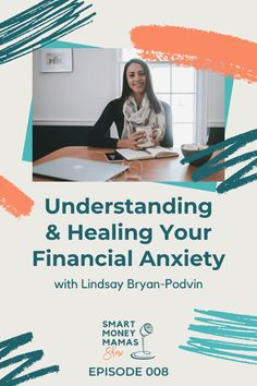 Financial anxiety is increasingly common, but learning how to handle that anxiety is crucial to creating the healthy relationship with money you deserve. Relationship Books, Saving For Retirement, Managing Your Money, Financial Literacy, Budgeting Tips, Money Management, Personal Finance, Mindset, Saving Money