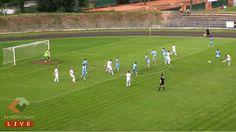 Szombaton délután - a tévés EB-meccsek mellett - a komáromi focirajongók élőben is megtekinthettek...