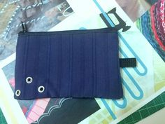 A small coin purse. #upcycling