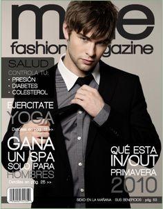 Ejemplos e ideas creativas diseño grafico portadas revistas de moda y magazines. Inspiración