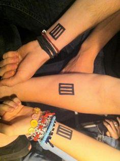 Paramore Tattoos (Jerm, Tay & Hayley)