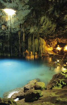 ✮ Dzitnup Natural Well - Cancun, Mexico