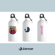 Outdoors and Traveling in a Sustainable Way - Jaroar Stainless Steel Travel Mug, Stainless Steel Water Bottle, North Miami Beach, Go Outdoors, Enjoy Your Life, Green Nature, New Adventures, Backpacking, Water Bottles