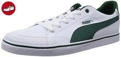Puma Court Point Vulc, Herren Sneakers, Weiß (white-SA Bottle 04), 44 EU (9.5 Herren UK) - Puma schuhe (*Partner-Link)