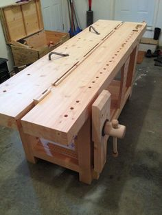 Lake Erie Toolworks, Leg Vise, Wagon Vise