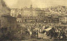 Le Palais de la Jenina, siège du pouvoir en Algérie