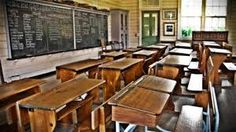 Image result for old school classroom