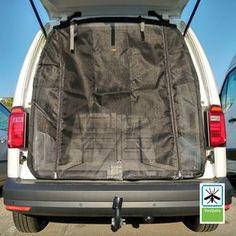VW Caddy Insektenschutzgitter Heckklappe