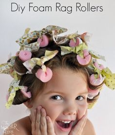 overnight  comfy curlers