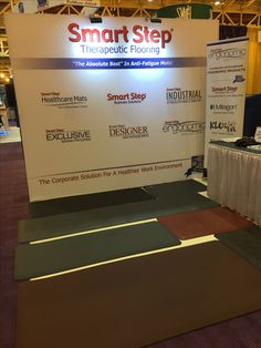Smart Step Flooring - Booth 826 - The NCPA Trade Exposition is the most powerful and productive trade show in the pharmacy industry. It is your best opportunity to secure the very latest in quality products and services.