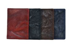 Credit card case for storage of minimum 14 cards. Card Case, Real Leather, Cards, Maps, Playing Cards