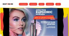 Win a years supply of Mascara Cover Pics, Mascara, Competition, Beauty, Mascaras, Beauty Illustration
