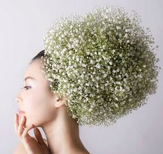 """""""...and flowers in your hair"""" by @Tammy Tarng Tarng Y"""
