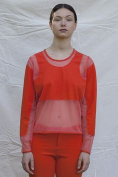 Mesh Pullover by Meshit in #WeAreSelecters #Stores