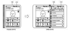 New Samsung patent shows off a phone that unfolds into a tablet (with bonus Apple cameo) | VentureBeat | Mobile | by Evan Blass
