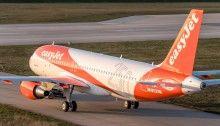 250e Airbus d'easyjet (A320-200) - © easyJet