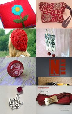 RED Treasury - Spiritual Elegance Team Treasury n by Tillie on Etsy--Pinned+with+TreasuryPin.com