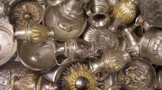 The Rogozen Silver Treasure, with a total weight of 20 kg, is the largest Ancient Thracian treasure ever found. Photo: Vratsa Regional Museum of History