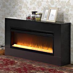 Found it at Wayfair - Mantova Freestanding Electric Fireplace