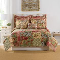 Buy B. Smith Bethany Full/Queen Quilt from Bed Bath & Beyond
