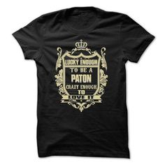 [Tees4u] - Team PATON - #gift card #qoutes. WANT => https://www.sunfrog.com/Names/[Tees4u]--Team-PATON.html?id=60505