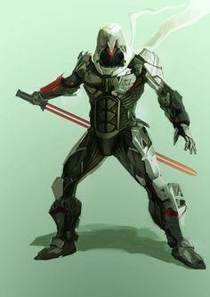 Assassin's Creed Cyborg