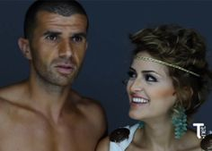 Adel Chedly et Samira Magroun Tunivisions Juillet 2012