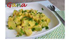 Essa salada de abacate e amendoins típica de Gana, é muito saudável, gostosa, e curiosa. Experimente essa combinação de sabores.