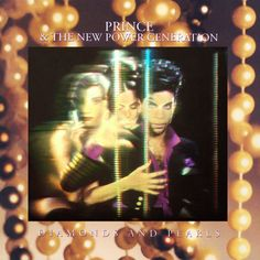 Prince And The New Power Generation Diamonds And Pearls on 2LP Prince arrived on the scene in the late-70s, and it didn't take long for him to upend the music world with his startling music and arrest