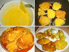 Letní tip: Zelenina smažená v těstíčku. Recepty na těstíčka na obalování | | MAKOVÁ PANENKA