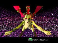 Freaky Fairies.  Legend of Zelda.