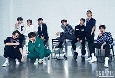 Nine Percent Grazia Pop Group, Girl Group, Fandom, U Kiss, Japanese Boy, Korean Bands, New Star, Percents, Chinese Boy