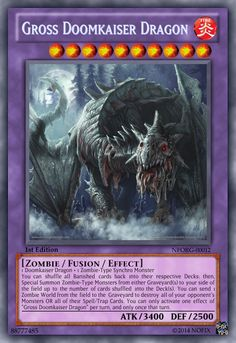 yugioh fusion monsters - Google Search