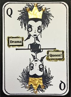 Artwork created by Kelsey O'Mullane using rubber stamps designed by Daniel Torrente for Stampotique Originals