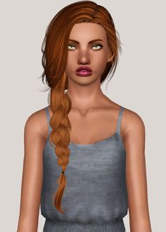 Stealthic Summer Haze and Vivacity hairstyles retextured by Someone take photoshop away from me for Sims 3 - Sims Hairs - http://simshairs.com/stealthic-summer-haze-and-vivacity-hairstyles-retextured-by-someone-take-photoshop-away-from-me/