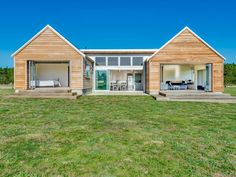Search residential properties for sale on Trade Me Property, New Zealand's number one real estate website. Future House, Small Modern Home, Rural House, Pole Barn Homes, Modern Farmhouse Exterior, Dream House Exterior, Sims House, House Layouts, House Goals