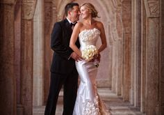 Your dream wedding at Boca Raton Resort & Club (Boca Raton, Florida). Picture Yourself in Paradise at www.floridanest.com