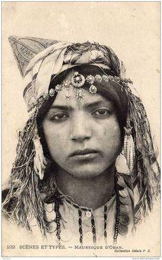 Moor, Oran, Algeria