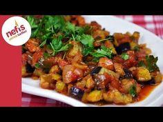 Şakşuka Tarifi | Nefis Yemek Tarifleri - YouTube