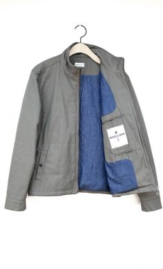 Harden Quilted Jacket by Bridge and Burn