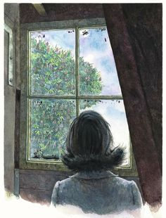 Anne Frank Would Have Been 90 Years Old Today — Second Story Press Anne Frank House, Amsterdam Houses, Hiding Places, Second Story, Museum, This Or That Questions, Illustration, Painting, Art