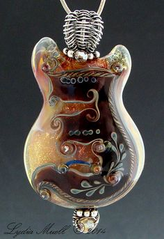 Lampwork Beads and Jewelry by Lydia Muell