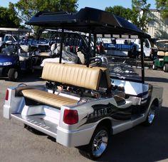 Melissa's Golf Cart Custom Body Kits - click 4 Body Kits Custom Golf Cart Bodies, Custom Golf Carts, Golf Cart Body Kits, Custom Body Kits, Transportation Technology, Vintage Cars, Classic Cars, Retro Cars