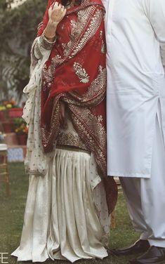 Pakistani Fashion Party Wear, Pakistani Wedding Outfits, Indian Bridal Outfits, Indian Bridal Wear, Pakistani Wedding Dresses, Pakistani Dress Design, Indian Designer Outfits, Nikkah Dress, Shadi Dresses