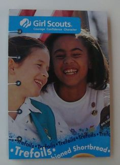Cute idea for a Girl Scout Camp Scrapbook!