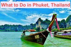 Insider travel tips on things to see and do in Phuket, Thailand: www.ytravelblog.com/what-to-do-in-phuket-thailand