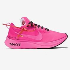 42bf12a4517f41 Release des Off-White x Nike Zoom Fly Racer Pink ist am 13.10.2018